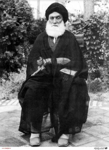 آیت الله سید حسین بروجردی