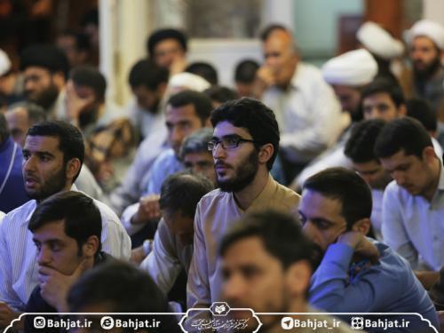 هشتمین سالگرد ارتحال ملکوتی حضرتآیتالله بهجت قدسسره در مسجد فاطمیه