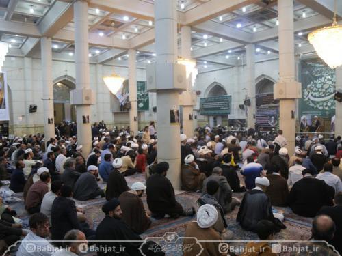 سالگرد نهم - مسجد اعظم