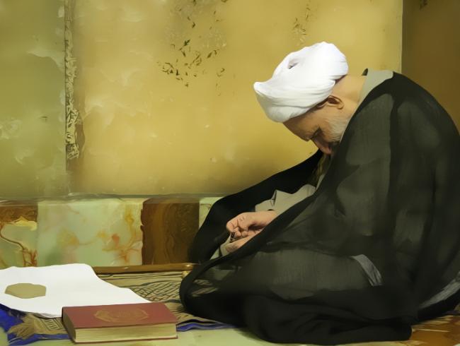 <h1>جس کی پہچان نماز ہے</h1>