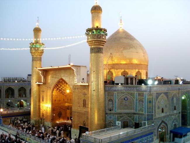 <h1>A Hadith on the virtues of Imam Ali</h1>