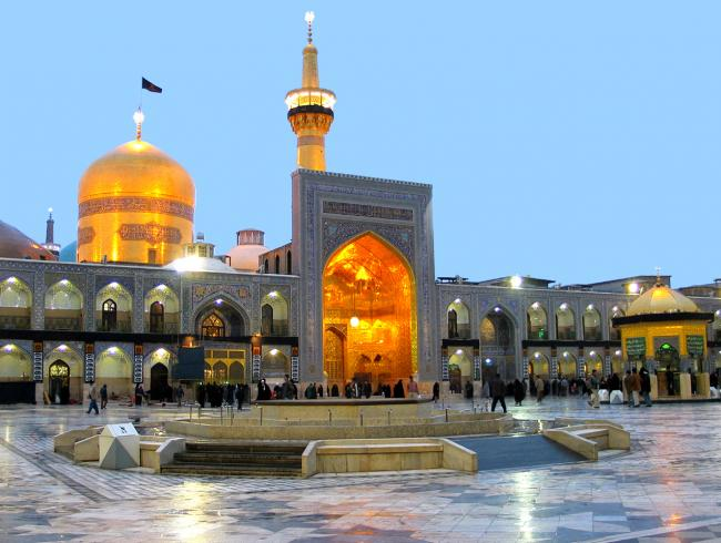 <h1>The Birthday of Imam Reza, peace be upon him</h1>